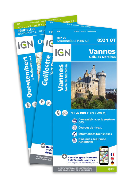 CARTE IGN et TOPOS